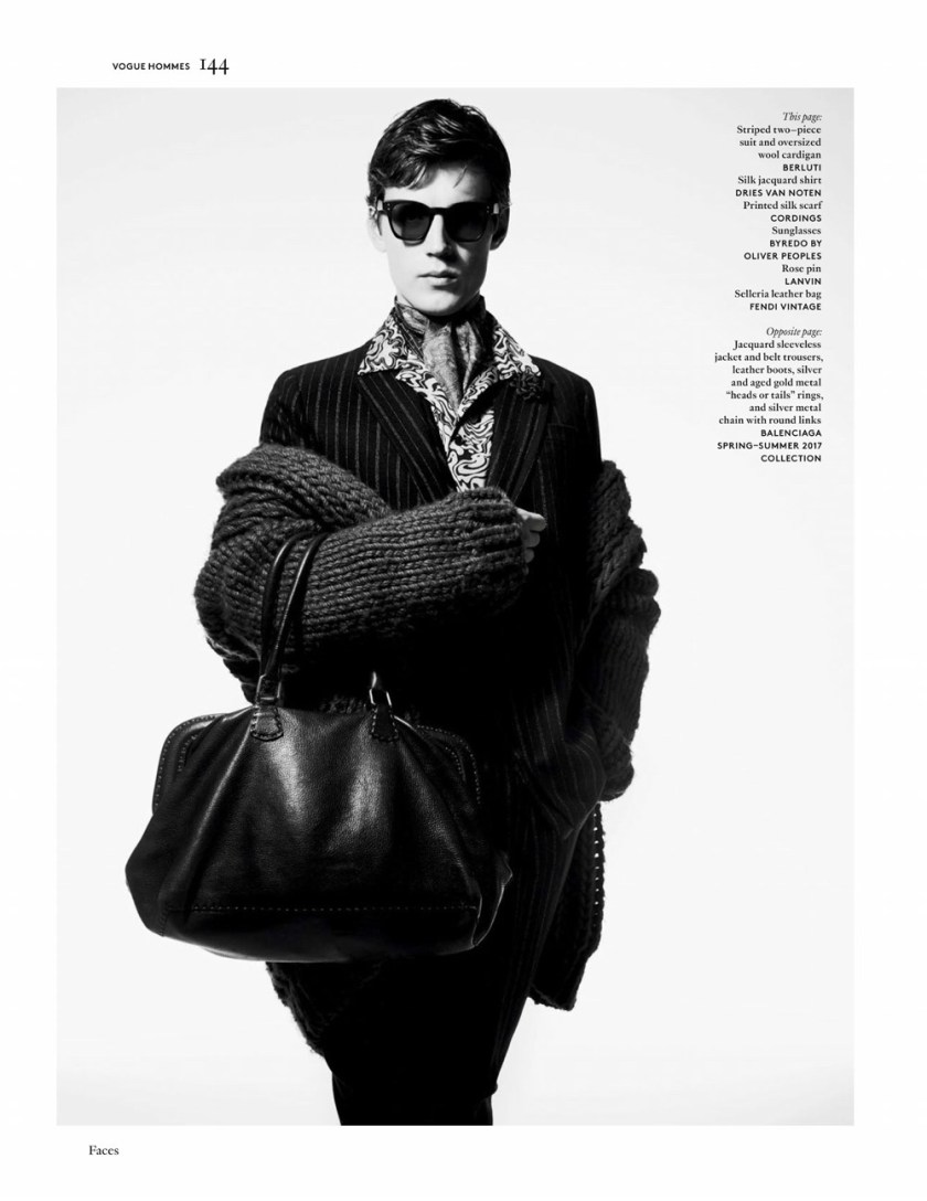 VOGUE HOMMES Faces by Solve Sundsbo. Anastasia Barbieri, Fall 2016, www.imageamplified.com, Image Amplified (8)
