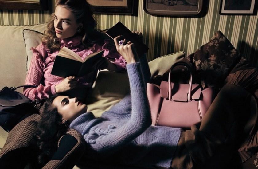 VOGUE ITALIA Blanca Padilla & Anna Mila by Greg Lotus. Valentina Serra, October 2016, www.imageamplified.com, Image Amplified10