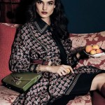 VOGUE ITALIA: Blanca Padilla & Anna Mila by Greg Lotus