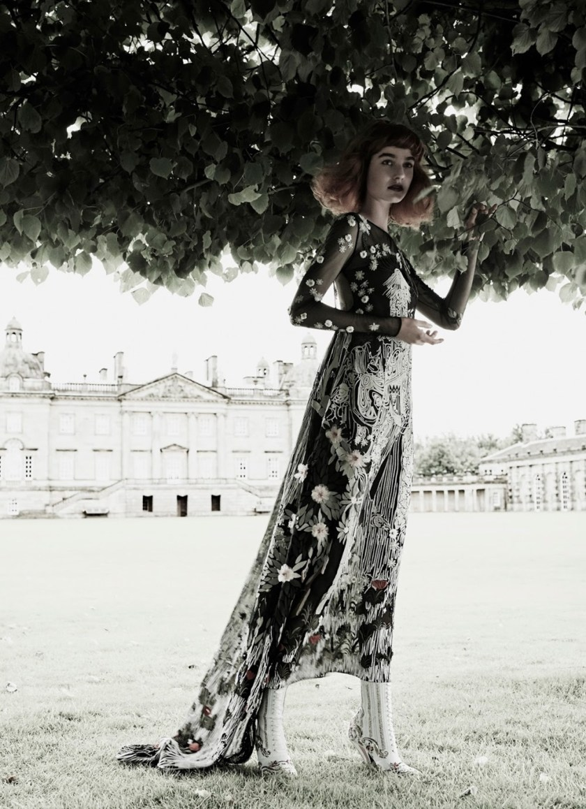 VOGUE ITALIA Maartje Verhoef by Tom Munro. David Bradshaw, September 2016, www.imageamplified.com, Image Amplified5