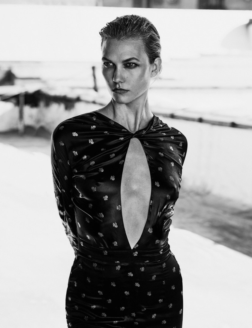 VOGUE MEXICO Karlie Kloss by Chris Dolls. Valentina Collado, October 2016, www.imageamplified.com, Image Amplified1