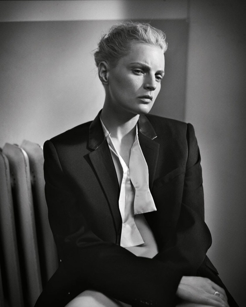 VOGUE PORTUGAL Guinevere van Seenus by Vincent Peters. Victoria Bartlett, October 2016, www.imageamplified.com, Image Amplified (2)