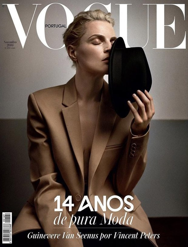 VOGUE PORTUGAL Guinevere van Seenus by Vincent Peters. Victoria Bartlett, October 2016, www.imageamplified.com, Image Amplified (3)