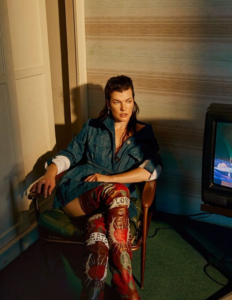 VOGUE UKRAINE Milla Jovovich by An Le. Olga Yanul, October 2016, www.imageamplified.com, image Amplified (1)