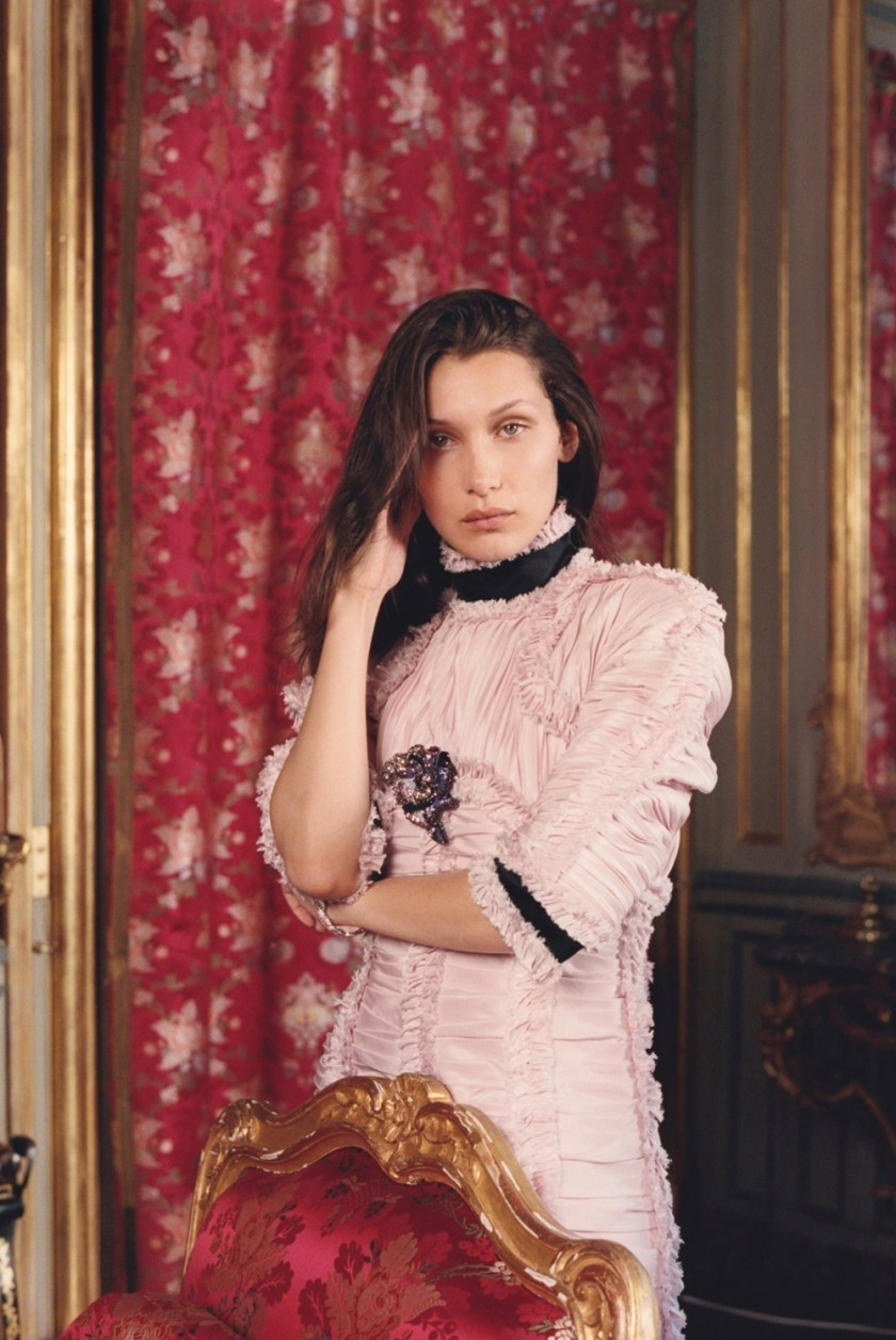 W MAGAZINE Bella Hadid by Venetia Scott. Edward Enninful, October 2016, www.imageamplified.com, Image Amplified6