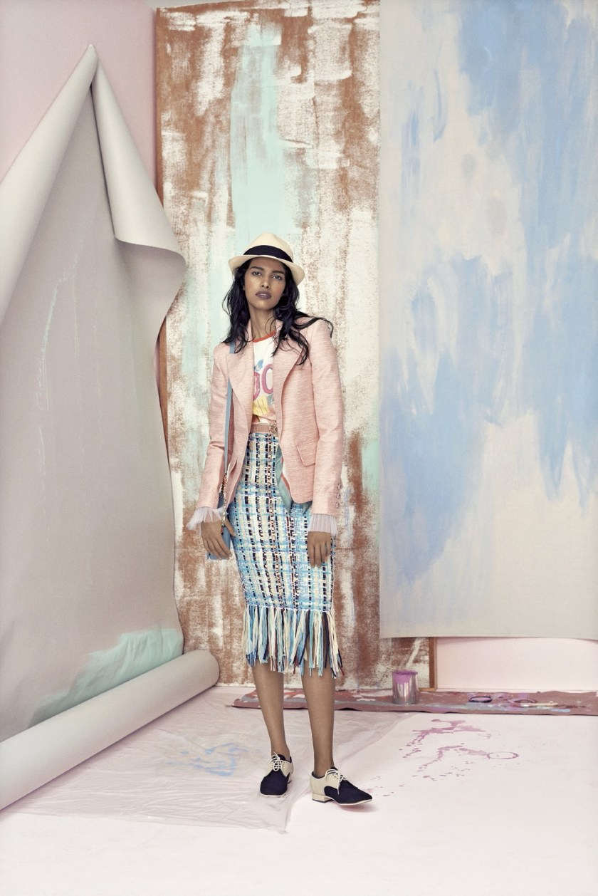 BERGDORF GOODMAN MAGAZINE Pooja Mor by Sanchez & Mongiello. Resort 2017, www.imageamplified.com, Image Amplified3