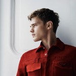 CAMPAIGN: Bo Develius for Emporio Armani Cruise 2017 by Lachlan Bailey