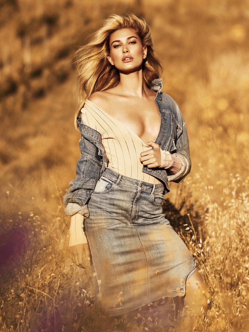 CAMPAIGN Hailey Baldwin for Guess Fall 2016 by Rayan Ayash. Elizabetta Massari, www.imageamplified.com, Image Amplified14