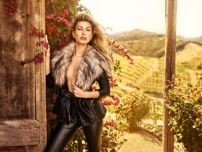 CAMPAIGN Hailey Baldwin for Guess Fall 2016 by Rayan Ayash. Elizabetta Massari, www.imageamplified.com, Image Amplified4