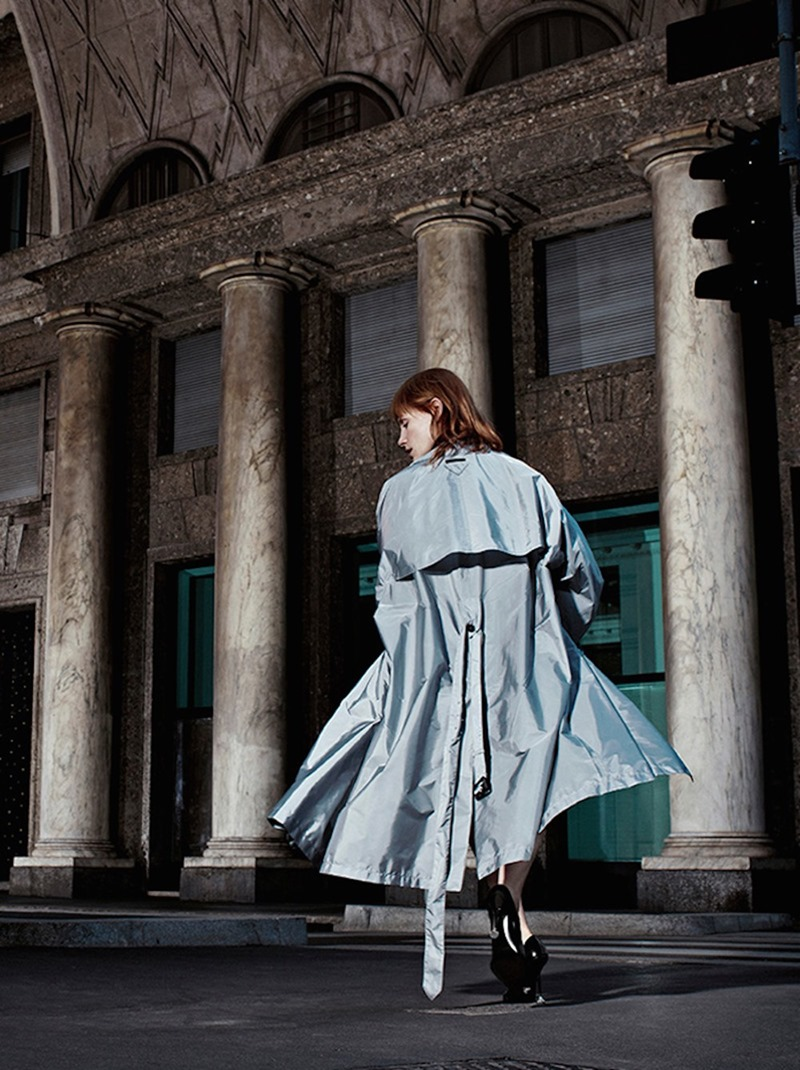 CAMPAIGN Jessica Chastain for Prada Resort 2017 by Willy Vanderperre. www.imageamplified.com, Image Amplified (5)