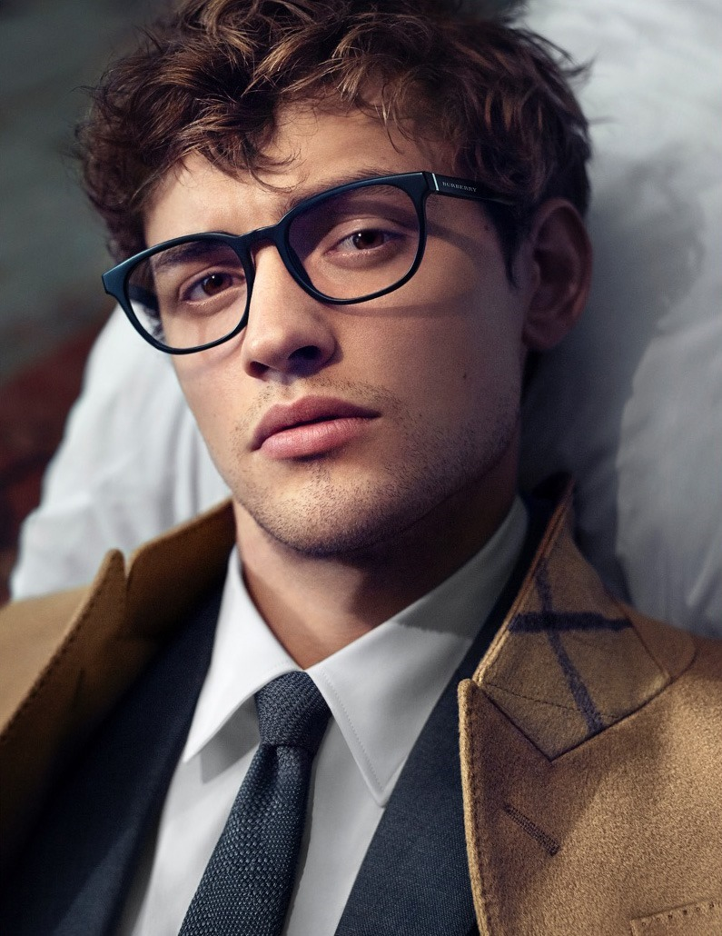 CAMPAIGN Josh Whitehouse for Mr. Burberry 2016 by Greg Harris. www.imageamplified.com, Image Amplified1
