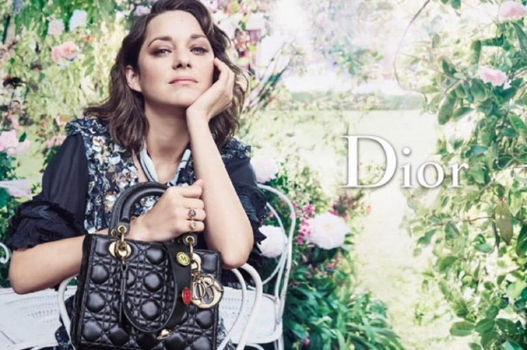 CAMPAIGN Marion Cotillard for Lady Dior Resort 2017 by Craig McDean. www.imageamplified.com, Image Amplified (2)