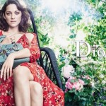 CAMPAIGN: Marion Cotillard for Lady Dior Resort 2017 by Craig McDean