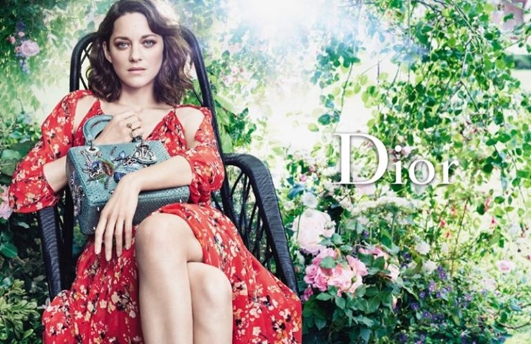 CAMPAIGN Marion Cotillard for Lady Dior Resort 2017 by Craig McDean. www.imageamplified.com, Image Amplified (4)