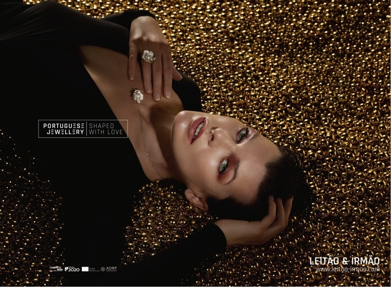 CAMPAIGN Milla Jovovich for Portuguese Jewellery 2016. www.imageamplified.com, Image Amplified2