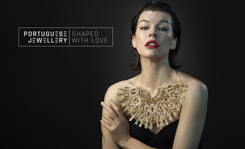 CAMPAIGN Milla Jovovich for Portuguese Jewellery 2016. www.imageamplified.com, Image Amplified7