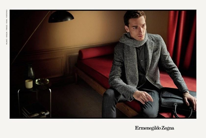CAMPAIGN Nikola Jovanovic for Ermegildo Zegna Fall 2016 by Max Farago. Beat Bollinger, www.imageamplified.com, Image Amplified (2)