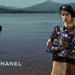 CAMPAIGN: Stella Tennant & Mica Arganaraz for Chanel Cruise 2017 by Karl Lagerfeld