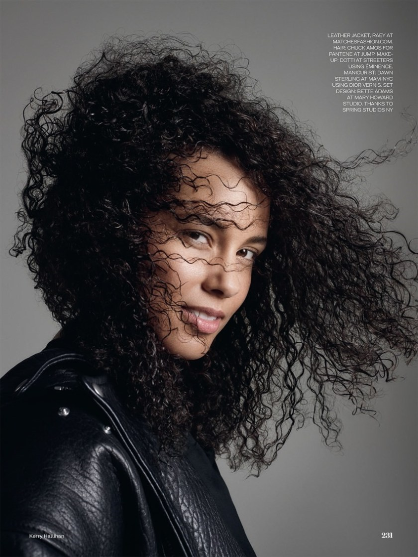 ELLE UK Alicia Keys by Kerry Hallihan. Donna Wallace, December 2016, www.imageamplified.com, Image Amplified8