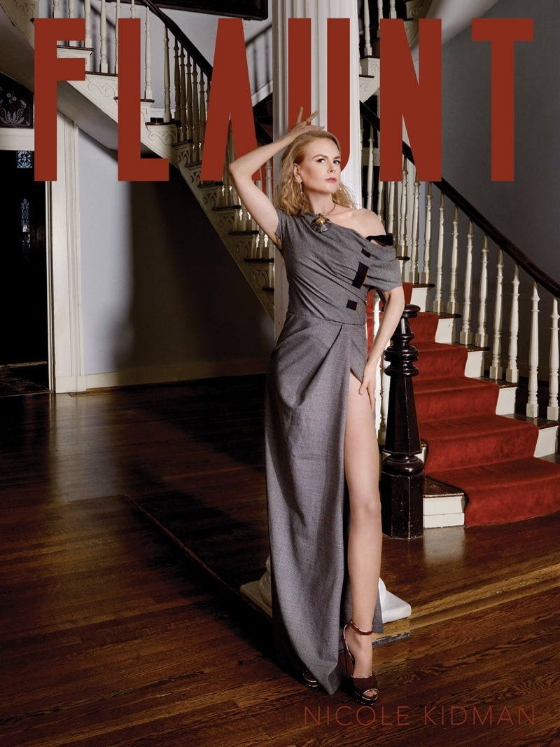 FLAUNT MAGAZINE Nicole Kidman by Yu Tsai. Mui-Hai Chu, Fall 2016, www.imageamplified.com, Image Amplified1