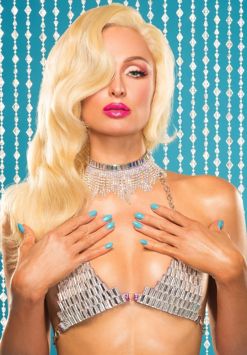 GALORE MAG Paris Hilton by Jason Al-Taan. Alexandra Mandelkorn, Fall 2016, www.imageamplified.com, Image Amplified