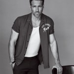GQ MAGAZINE: Ryan Reynolds by Alasdair McLellan