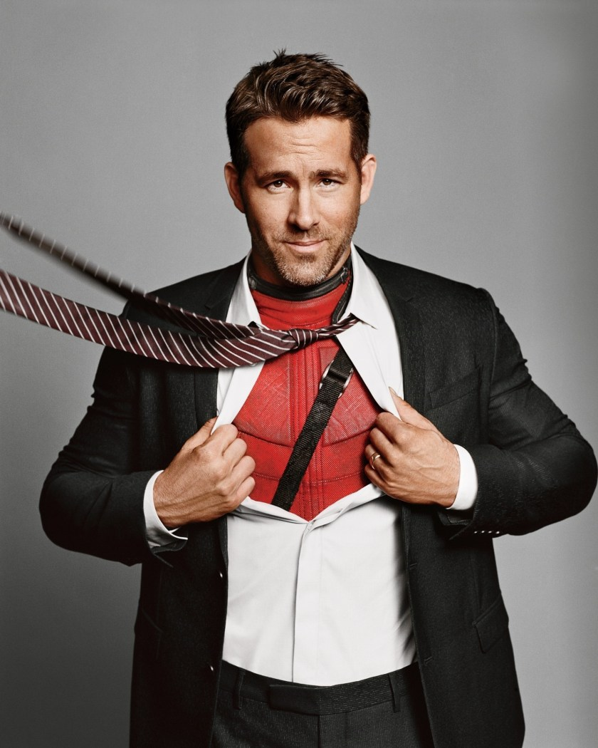 GQ MAGAZINE Ryan Reynolds by Alasdair McLellan. December 2016, www.imageamplified.com, Image Amplified2