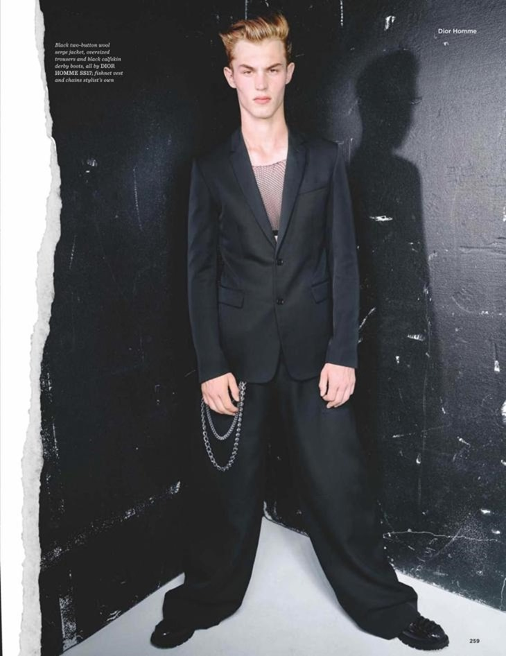 GQ STYLE UK Kit Butler by Mark Mattock. Judy Blame, Fall 2016, www.imageamplified.com, Image Amplified (4)