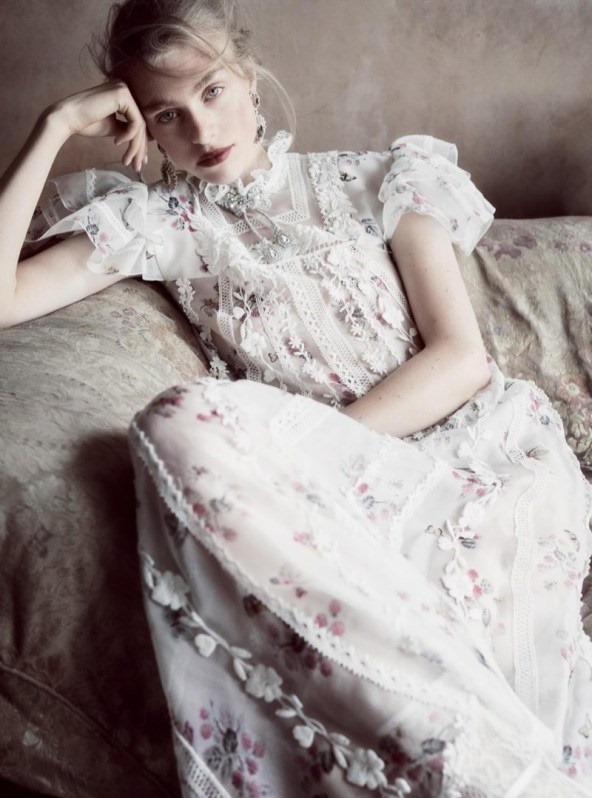 HARPER'S BAZAAR UK Hedvig Palm by Regan Cameron. Miranda Almond, December 2016, www.imageamplified.com, Image Amplified11