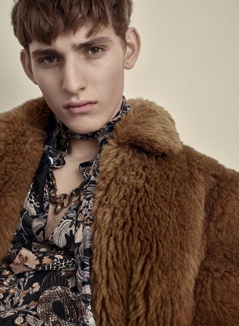 HERO MAGAZINE Roberto CAvalli by Nicolas Kern. Gro Curtis, Fall 2016, www.imageamplified.com, Image Amplified (3)