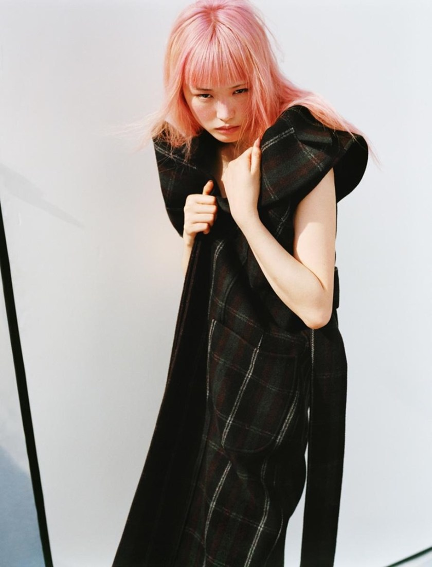 I-D MAGAZINE Fernanda Ly by Matteo Montanari. Emilie Kareh, Fall 2016, www.imageamplified.com, Image Amplified (1)