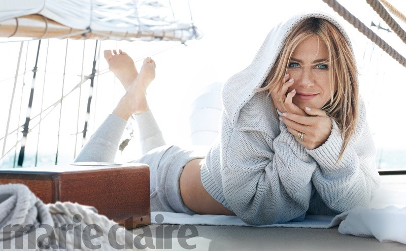 MARIE CLAIRE Jennifer Aniston by Michelangelo di Battista. November 2016, www.imageamplified.com, Image Amplified3