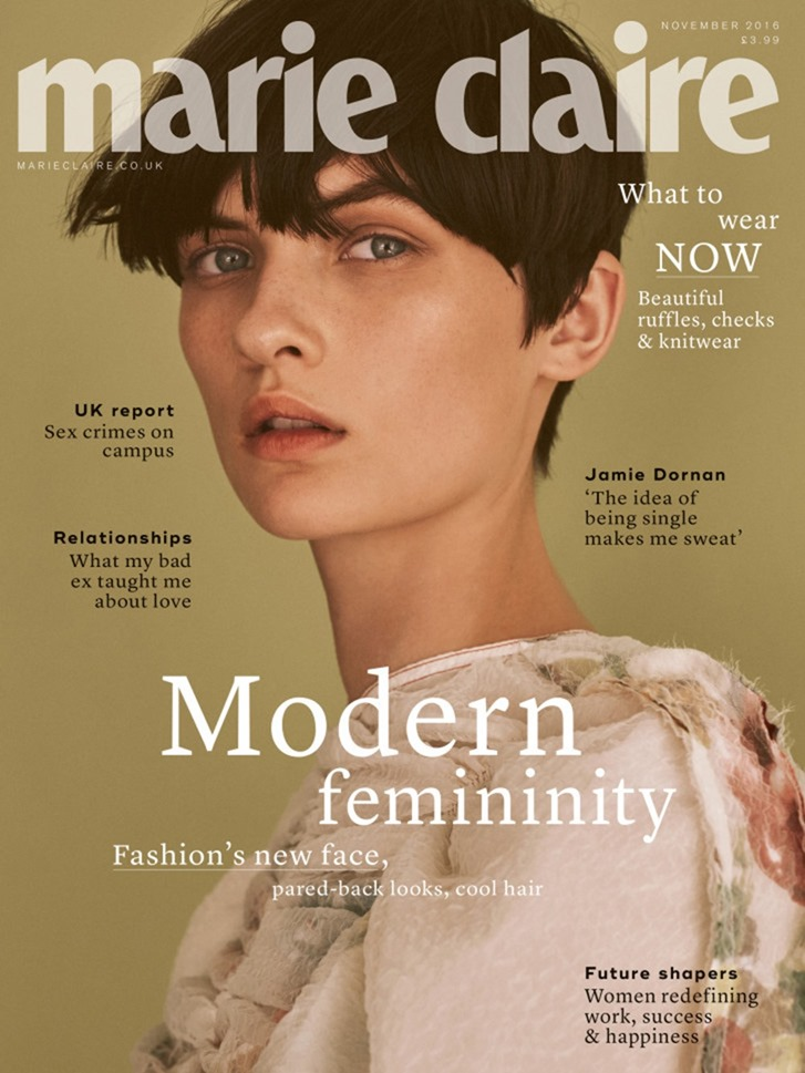 MARIE CLAIRE UK Lara Mullen by Jesse Laitinen. Jayne Pickering, November 2016, www.imageamplified.com, Image Amplified (9)