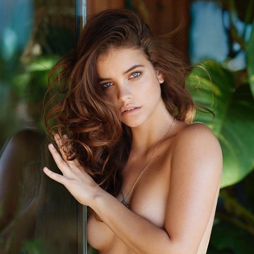 MAXIM MAGAZINE Barbara Palvin by Gilles Bensimon. Caroline Christiansson, December 2016, www.imageamplified.com, Image Amplified1