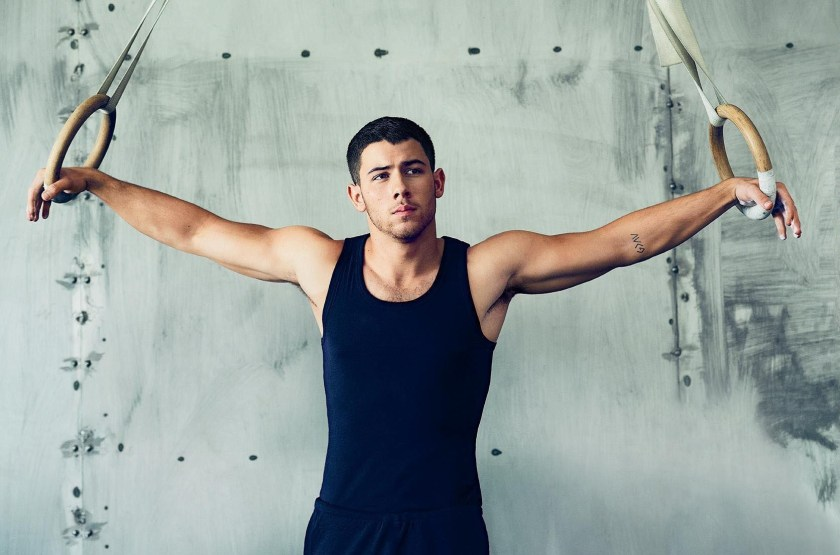 MEN'S FITNESS Nick Jonas by Peter Yang. December 2016, www.imageamplified.com, Image Amplified4