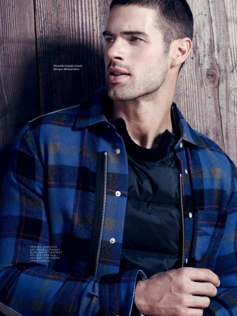 MEN'S HEALTH SERBIA Chad White by Sinem Yazici. Fall 2016, www.imageamplified.com, Image Amplified (1)