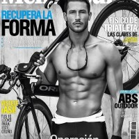 MEN'S HEALTH SPAIN: Parker Gregory by Edu Garcia