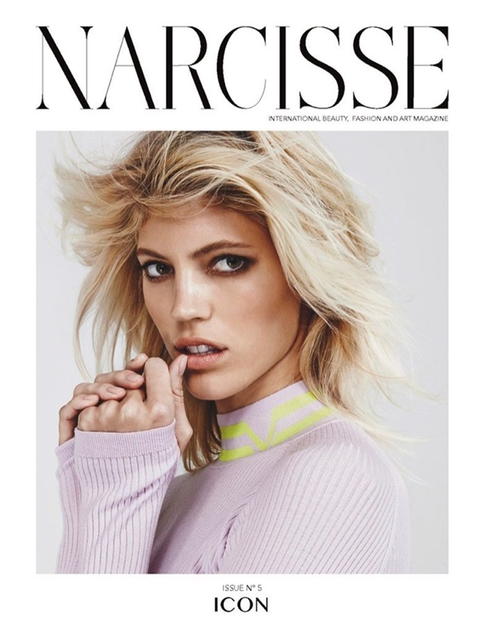 NARCISSE MAGAZINE Devon Windsor & Jordan Barrett by Aingeru Zorita. Azadeh Zoraghi, Fall 2016, www.imageamplified.com, Image Amplified (2)