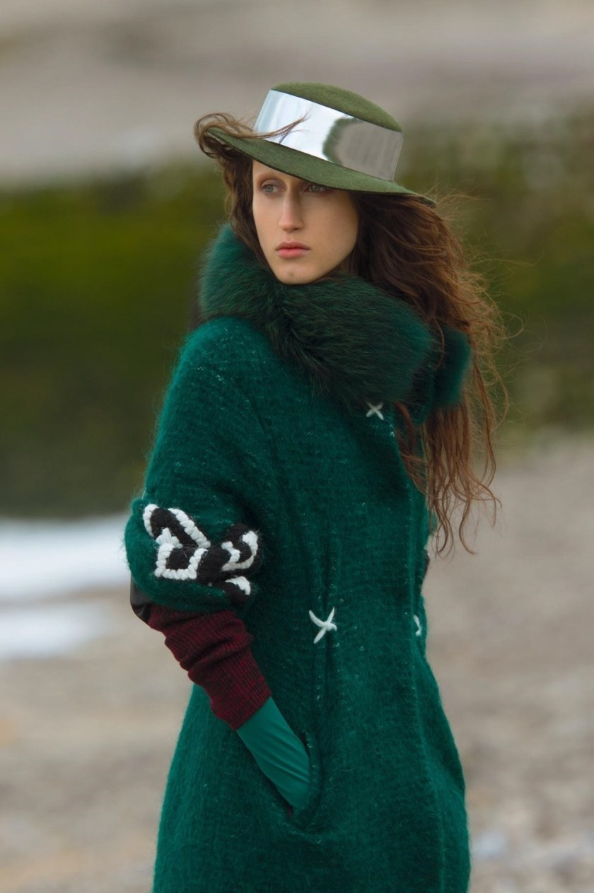 NUMERO MAGAZINE Anna Cleveland by Hans Feurer. Spela Lenarcic, November 2016, www.imageamplified.com, Image Amplified8