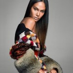 NUMERO MAGAZINE: Joan Smalls by Greg Kadel