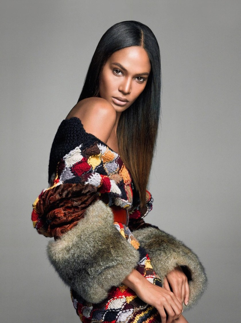 NUMERO MAGAZINE Joan Smalls by Greg Kadel. Charles Varenne, November 2016, www.imageamplified.com, Image Amplified1
