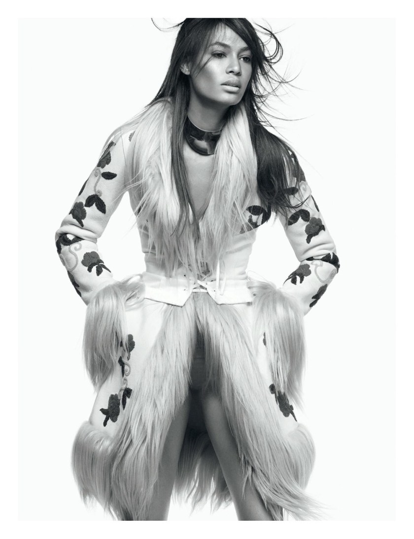 NUMERO MAGAZINE Joan Smalls by Greg Kadel. Charles Varenne, November 2016, www.imageamplified.com, Image Amplified3