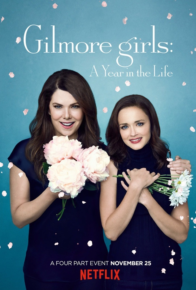 UPCOMING SHOW Gilmore Girls - A Year in the Life, November 25 on Netflix. www.imageamplified.com, Image Amplified3