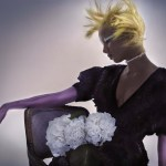 V MAGAZINE: Demi Scott by Nick Knight