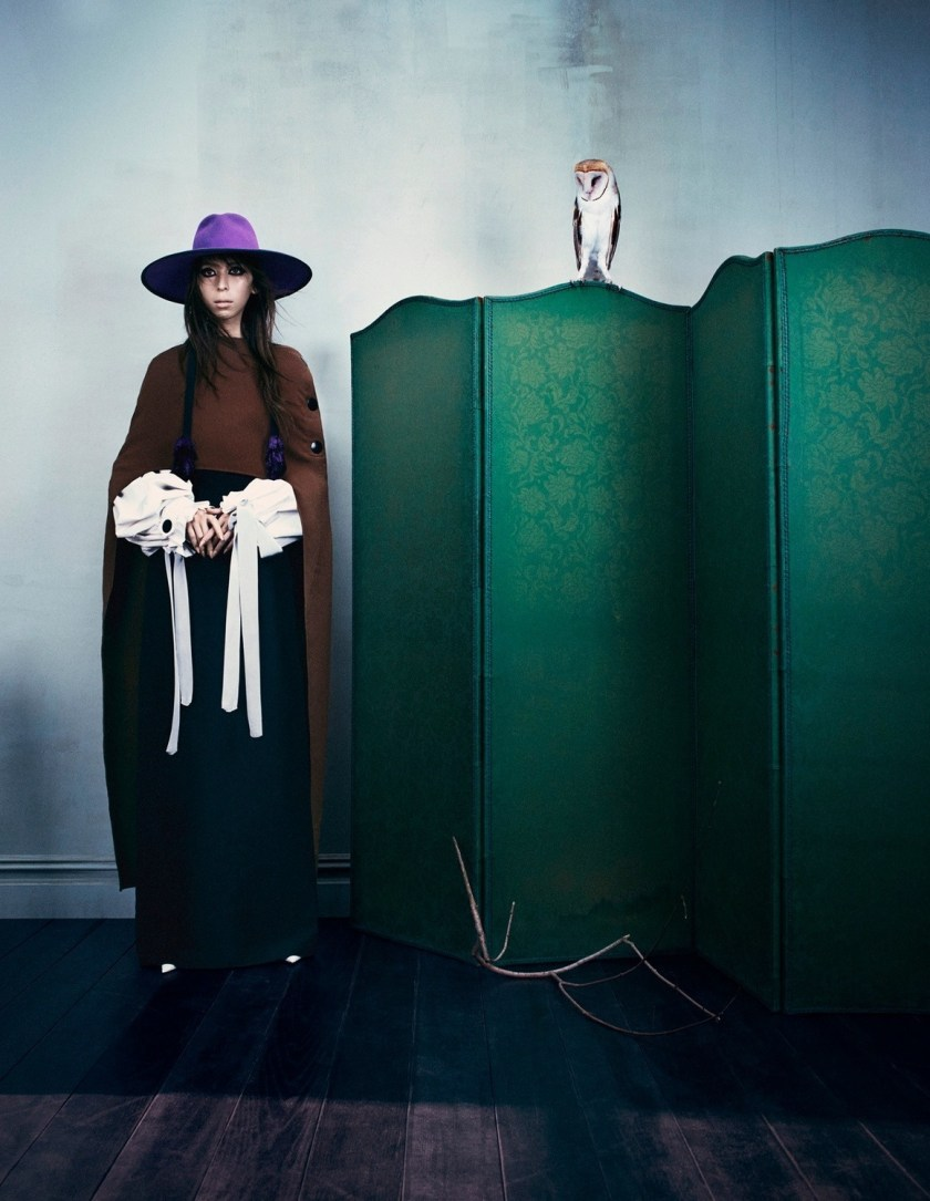 VOGUE GERMANY Issa Lish & Mali Koopman by Liz Collins. Patti Wilson, November 2016, www.imageamplified.com, image Amplified6