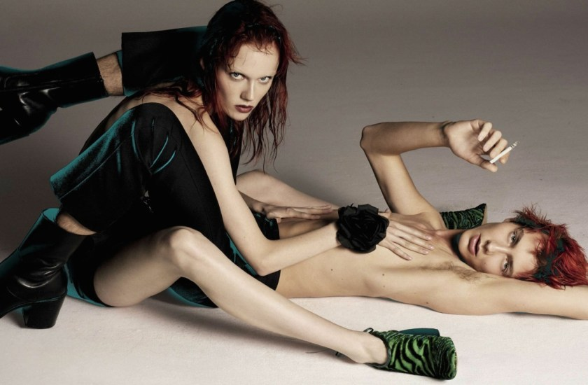 VOGUE ITALIA Free Spirits by Steven Meisel. Karl Templer, November 2016, www.imageamplified.com, Image Amplified12