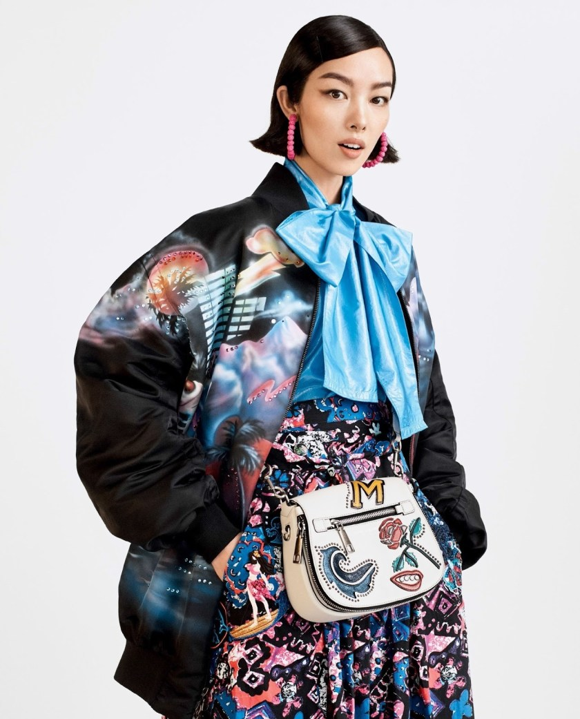 VOGUE MAGAZINE Fei Fei Sun by Josh Olins. Tabitha Simmons, December 2016, www.imageamplified.com, Image Amplified5
