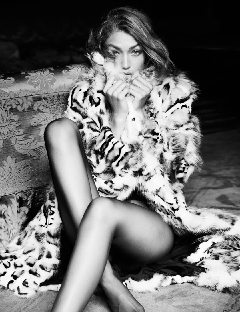 VOGUE PARIS Gigi Hadid by Mario Testino. Emmanuelle Alt, November 2016, www.imageamplified.com, Image Amplified (2)