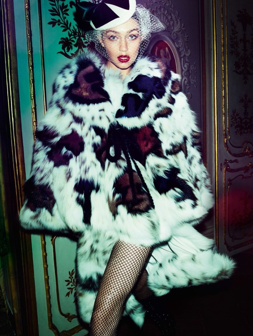 VOGUE PARIS Gigi Hadid by Mario Testino. Emmanuelle Alt, November 2016, www.imageamplified.com, Image Amplified (22)