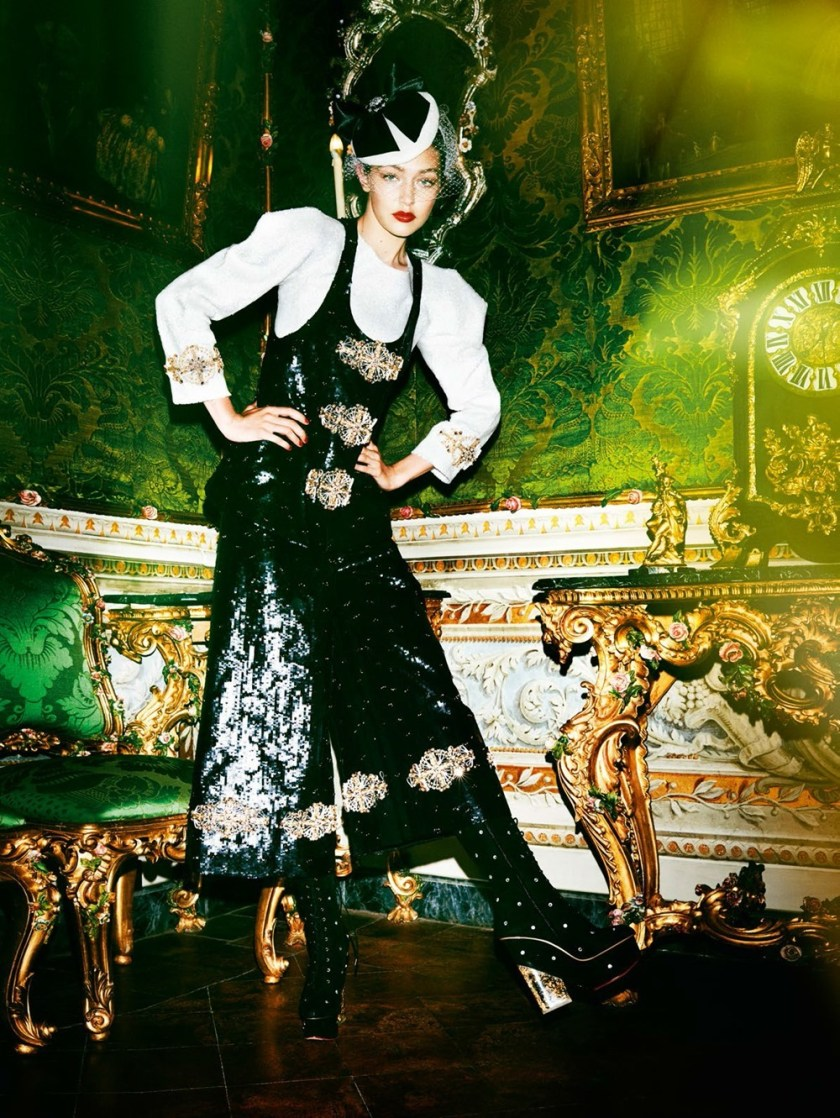 VOGUE PARIS Gigi Hadid by Mario Testino. Emmanuelle Alt, November 2016, www.imageamplified.com, Image Amplified (4)